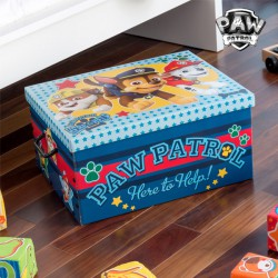 bo te jouets pliable la pat 39 patrouille 50 x 39 cm. Black Bedroom Furniture Sets. Home Design Ideas